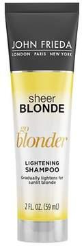 John Frieda® Sheer Blonde® Go Blonder Lightening Trial Size Shampoo - 2.0oz
