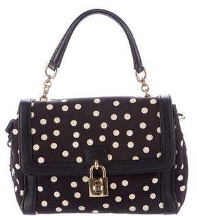 Dolce & Gabbana Miss Dolce Bag - BLACK - STYLE