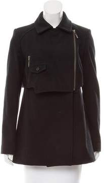 ICB Structured Wool Coat