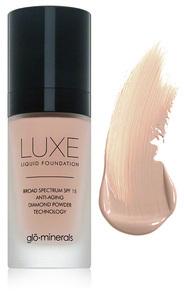glominerals Luxe Liquid Foundation SPF 15