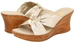 Onex Puffy Women's Wedge Shoes