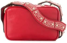 RED Valentino RED(V) embellished strap shoulder bag