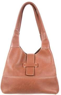 Loro Piana Leather Bellevue Tote