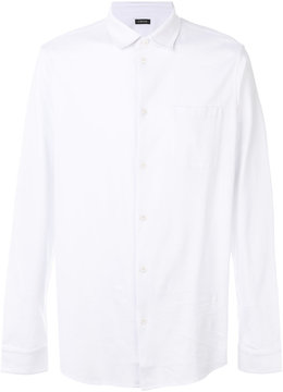 Ermenegildo Zegna chest pocket shirt
