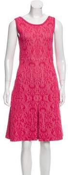 Chanel Matelassé A-Line Dress