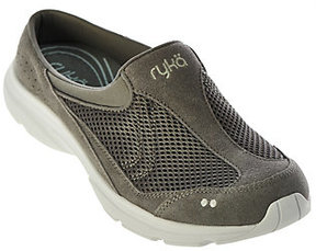 Ryka As Is Sneaker Mules - Tranquil
