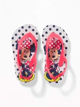 Old Navy Disney© Minnie Mouse Flip-Flops for Toddler Girls