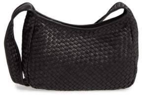 Robert Zur Small Delia Leather Hobo - Black