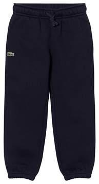 Lacoste Navy Branded Sweatpants