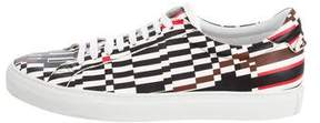 Givenchy Urban Street Knots Leather Sneakers