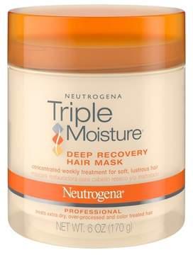 Neutrogena® Triple Moisture Deep Recovery Hair Mask - 6oz