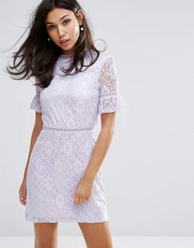 Fashion Union Dress In Lace