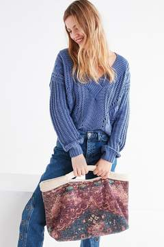 Urban Outfitters Chenille Tote Bag
