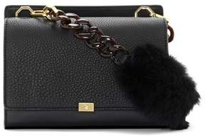 Louise et Cie Brinn – Fur-handle Shoulder Bag