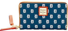 Dooney & Bourke MLB Tigers Zip Around PhoneWristlet - ONE COLOR - STYLE