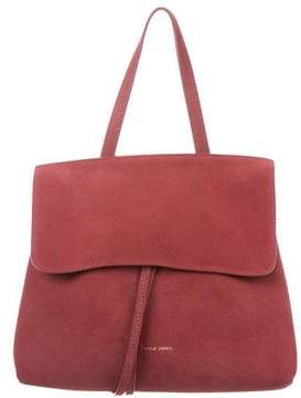 Mansur Gavriel Suede Lady Bag