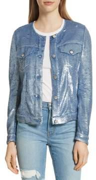 IRO Dalome Sequin Jacket