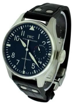 IWC IW500901 Big Pilot Stainless Steel Watch