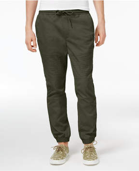 American Rag Men's Moto Joggers, Created for Macy's