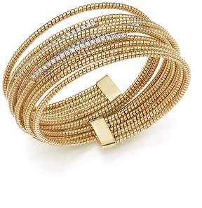 Bloomingdale's Diamond Multi Coil Bracelet, 1.05 ct. t.w. - 100% Exclusive
