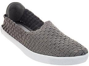 Bare Traps BareTraps As Is BareTrap Woven Slip-On Shoes - Tricia