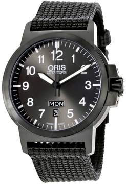 Oris BC3 Advanced Day Date Men's Watch 735-7641-4733BKFS