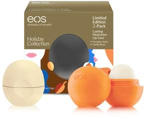 EOS 2-pc. Pumpkin Spice & Vanilla Bean Lip Balm Set