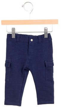 Petit Bateau Boys' Elasticized Straight-Leg Pants w/ Tags