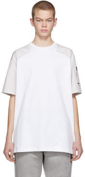 Diesel Black Gold White Utility Pocket T-Shirt