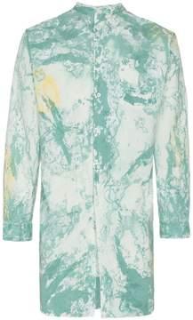 Comme des Garcons Tie Dye Treated Shirt