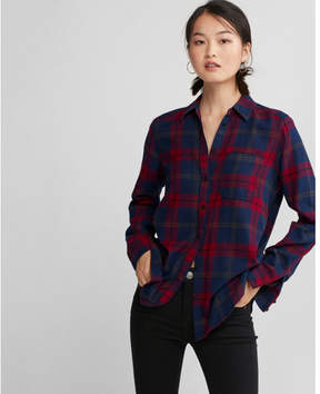 Express flannel shirt