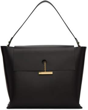Sophie Hulme Black The Pinch Bag