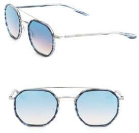 Barton Perreira 55MM Themis Sunglasses