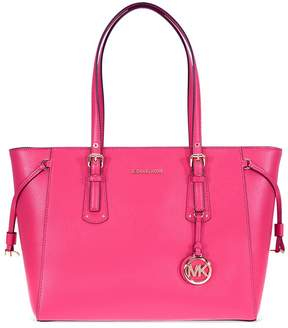 Michael Kors Voyager Medium Multifunction Tote - Ultra Pink - ONE COLOR - STYLE
