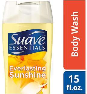 Suave Naturals Essentials Body Wash Everlasting Sunshine
