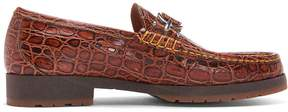 Donald J Pliner LELIO, Croco Lux Leather Loafer