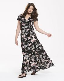 Alice & You Alice And You Print Maxi Dress