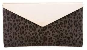 Jimmy Choo Ponyhair Envelope Clutch