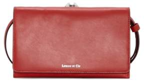 Louise et Cie Maely Leather Crossbody Bag