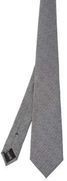 Armani Collezioni Men's Beige/blue Silk Tie.