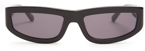 Stella McCartney Rectangle-frame acetate sunglasses