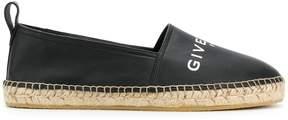 Givenchy logo espadrilles