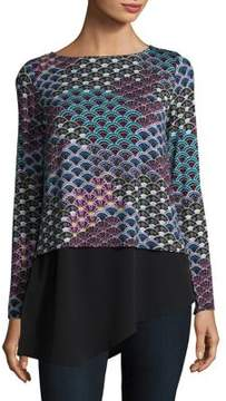 Context Layered Deco Blouse