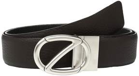 Z Zegna Reversible BKIBG1 H35mm Belt Men's Belts