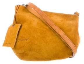 Marsèll Suede Crossbody Bag