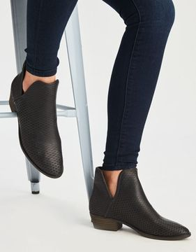 American Eagle Outfitters AE Perforated Bootie
