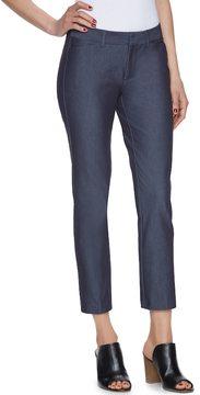 Elle Women's ElleTM Crop Slim Ankle Pants