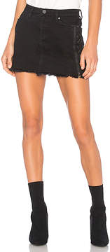 Blank NYC BLANKNYC Lace Up Skirt.