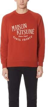 MAISON KITSUNÉ Palais Royal Sweatshirt