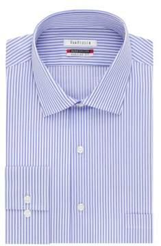 Van Heusen Striped Flex Collar Dress Shirt